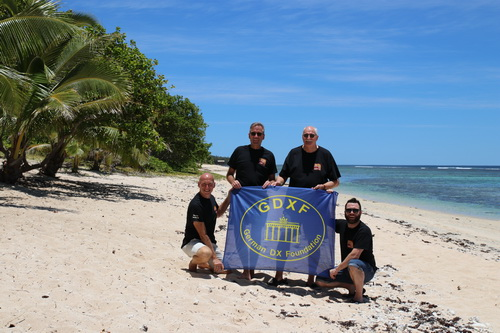 Team Photo A35EU Tonga 2018